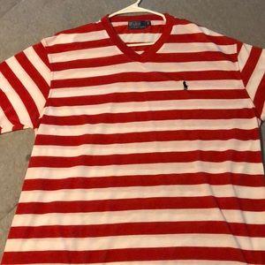 Men's short sleeve double XL polo shirt